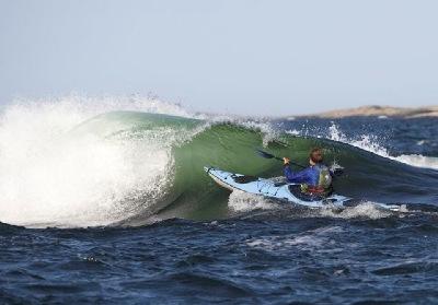 Kayak malte